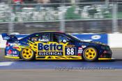 204021 - Paul Radisich, Ford Falcon BA - 2004 Clipsal 500 Adelaide