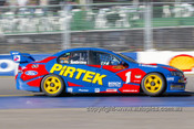204015 - Marcos Ambrose Ford Falcon BA   - 2004 Clipsal 500 Adelaide