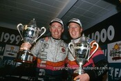 99729 - Steven Richards / Greg Murphy - Holden VT Commodore - 1st Outright Bathurst FAI 1000 1999 - Photographer Marshall Cass