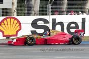 99515 - Adam Macrow, Reynard 92D - Formula Holden - Adelaide 500 1999 - Photographer Marshall Cass