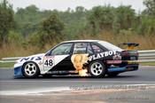 99370 - D'Arcy Russell, Holden Commodore VS - Hidden Valley Raceway, Darwin 1999 - Photographer Marshall Cass