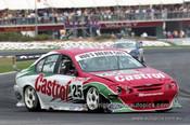 99369 - Tony Longhurst, Ford Falcon AU - Hidden Valley Raceway, Darwin 1999 - Photographer Marshall Cass