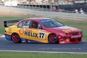 99365 - Dick Johnson, Ford Falcon AU - Hidden Valley Raceway, Darwin 1999 - Photographer Marshall Cass
