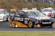 99362 - John Bowe, Ford Falcon EL - Hidden Valley Raceway, Darwin 1999 - Photographer Marshall Cass