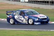 99361 - Glenn Seton, Ford Falcon AU - Hidden Valley Raceway, Darwin 1999 - Photographer Marshall Cass