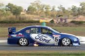 99360 - Glenn Seton, Ford Falcon AU - Hidden Valley Raceway, Darwin 1999 - Photographer Marshall Cass