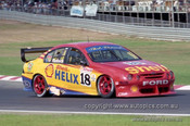 99359 - Paul Radisich, Ford Falcon AU - Hidden Valley Raceway, Darwin 1999 - Photographer Marshall Cass