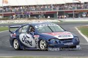 99357 - Neil Crompton, Ford Falcon AU - Hidden Valley Raceway, Darwin 1999 - Photographer Marshall Cass