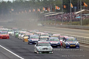 99353 - Start of the Shell Championship Series Round 5,  Hidden Valley Raceway, Darwin 1999 - Photographer Marshall Cass