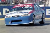 99352 - Danny Osborne, Ford Falcon EL/2 - Adelaide 500 1999 - Photographer Marshall Cass
