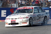99351 - Kerry Brewer, Holden Commodore VS - Adelaide 500 1999 - Photographer Marshall Cass