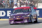 99350 - John Briggs, Ford Falcon AU - Adelaide 500 1999 - Photographer Marshall Cass