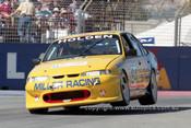 99345 - Daniel Miller, Holden Commodore VS - Adelaide 500 1999 - Photographer Marshall Cass
