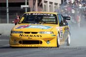 99343 - Chris Smerdon, Holden Commodore VS - Adelaide 500 1999 - Photographer Marshall Cass