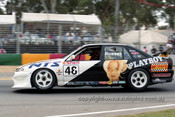 99340 - D'Arcy Russell, Holden Commodore VS - Adelaide 500 1999 - Photographer Marshall Cass
