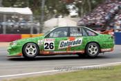 99335 - John Cotter, Holden Commodore VS - Adelaide 500 1999 - Photographer Marshall Cass
