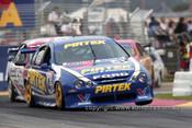 99330 - Jason Bright, Ford Falcon AU - Adelaide 500 1999 - Photographer Marshall Cass