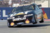 99327 - John Bowe, Ford Falcon EL - Adelaide 500 1999 - Photographer Marshall Cass