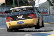99326 - John Bowe, Ford Falcon EL - Adelaide 500 1999 - Photographer Marshall Cass