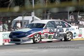 99320 - Dugal McDougall, Holden Commodore VS - Adelaide 500 1999 - Photographer Marshall Cass