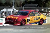 99316 - Paul Radisich, Ford Falcon AU - Adelaide 500 1999 - Photographer Marshall Cass