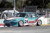 99314 - Paul Romano, Holden Commodore VS - Adelaide 500 1999 - Photographer Marshall Cass