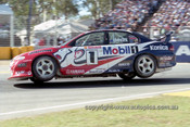 99306 - Craig Lowndes, Holden Commodore VT - Adelaide 500 1999 - Photographer Marshall Cass