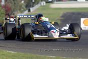 97504 - Jason Bright, Reynard 91D Formula Holden  - Sandown 1997 - Photographer Marshall Cass
