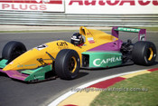97503 - Jason Bargwanna, Reynard 92D Formula Holden  - Sandown 1997 - Photographer Marshall Cass