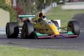 97502 - Jason Bargwanna, Reynard 92D Formula Holden  - Sandown 1997 - Photographer Marshall Cass