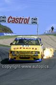 93745  - Paul Radisich & Cameron McConville  -  Ford Falcon EB -  Bathurst 1993  - Photographer Marshall Cass