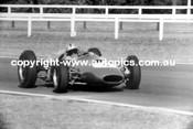 68502 - L. Davison  -   Brabham Climax - Warwick Farm 1964 - Photographer Lance Ruting