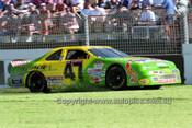 99013 - Peter Nolan, Ford Thunderbird - NASCAR - Albert Park 1999 - Photographer Marshall Cass