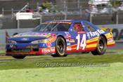 99011 - Nevelle Lance, Ford Thunderbird - NASCAR - Albert Park 1999 - Photographer Marshall Cass