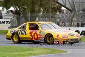 99010 - Nevelle Wilson, Pontiac Grand Prix - NASCAR - Albert Park 1999 - Photographer Marshall Cass