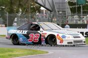 99007 - Mark Harrison, Holden Calibra - NASCAR - Albert Park 1999 - Photographer Marshall Cass