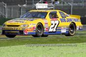 99006 - Kim Jane, Chevrolet Monte Carlo - NASCAR - Albert Park 1999 - Photographer Marshall Cass