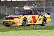 99004 - Marshall Brewer, Chevrolet Monte Carlo - NASCAR - Albert Park 1999 - Photographer Marshall Cass