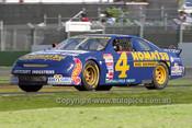 99003 - Perry Schubert, Chevrolet Monte Carlo - NASCAR - Albert Park 1999 - Photographer Marshall Cass
