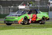 99002 - Jim Richards, Chevrolet Monte Carlo - NASCAR - Albert Park 1999 - Photographer Marshall Cass
