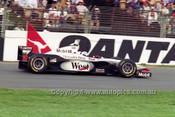 97506 - David Coulthard, McLaren-Mercedes - Winner, Australian Grand Prix Albert Park Melbourne 1997 - Photographer Marshall Cass