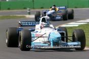 96511 - Gerhard Berger, Benetton-Renault - Australian Grand Prix Adelaide 1996 - Photographer Marshall Cass
