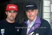 94508 - Sir Jack & David Brabham -  Australian Grand Prix - Adelaide 1994