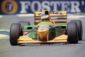 93520 - Michael Schumacher, Benetton-Ford - Australian Grand Prix Adelaide 1993 - Photographer Marshall Cass