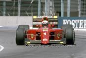 90518 - Alain Prost, Ferrari - Australian Grand Prix Adelaide 1990 - Photographer Darren House