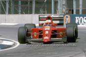 90517 - Nigel Mansell, Ferrari - Australian Grand Prix Adelaide 1990 - Photographer Darren House