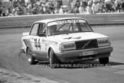 86799 - John Bowe & Alffredo Costanzo Volvo 240 Turbo  Bathurst 1987 - Photographer Darren House