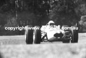 Frank  Matich  -  -Brabham Climax - 1965 Tasman Series - Warwick Farm