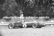 Jack Brabham  -  -Brabham Climax - 1965 Tasman Series - Warwick Farm