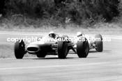 Jack  Brabham / Bruce  McLaren  -   1965 Tasman Series - Warwick Farm